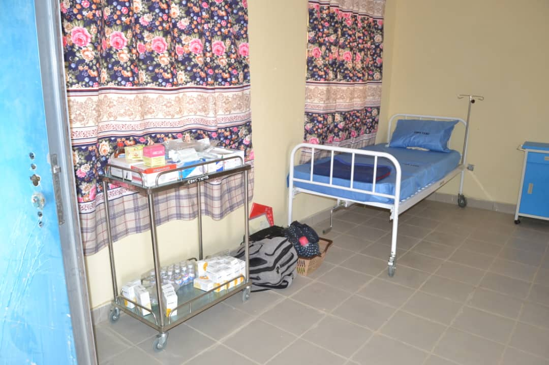 College Sick Bay